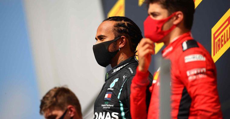 Windsor zou als teamgenoot van Verstappen nooit een Hamilton of Leclerc strikken