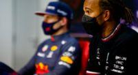 """Afbeelding: Hamilton vreest grotere voorsprong Red Bull: """"Proberen in de buurt te blijven"""""""