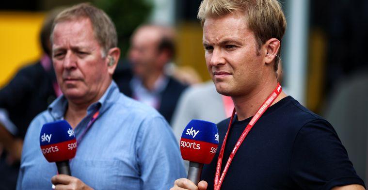 Rosberg maakt de vergelijking met Extreme E: 'Formule 1 mist een hoger doel'