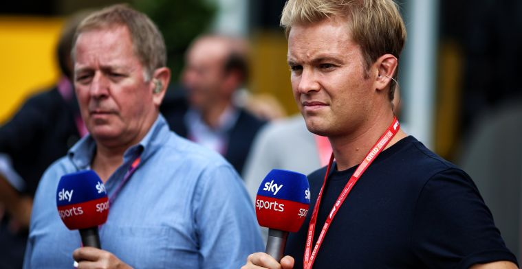 Rosberg makes Extreme E comparison: 'Formula 1 lacks greater purpose'