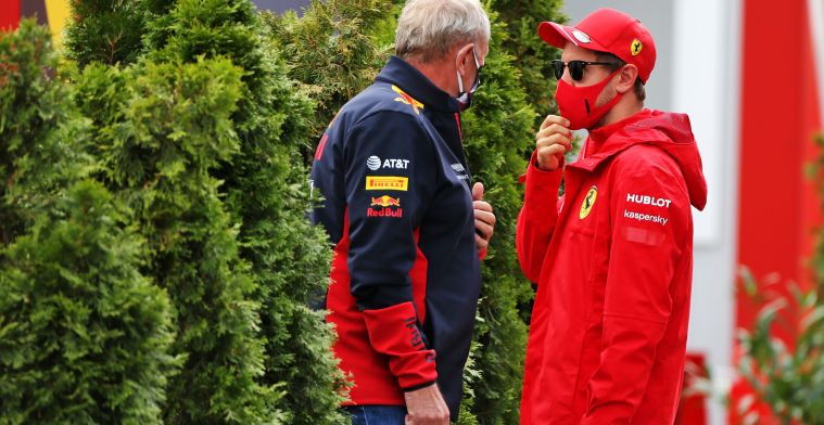 Marko: 'Vettel should have listened, then he might have had a better future'