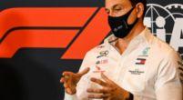 Afbeelding: Wolff nog steeds fel tegen regels rondom Red Bull en Honda