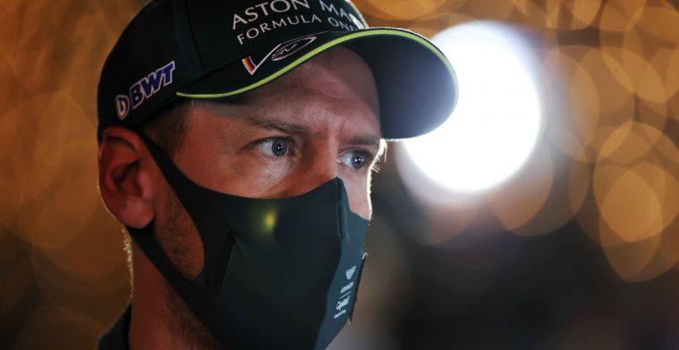 Schumacher on Vettel: This whining has to stop