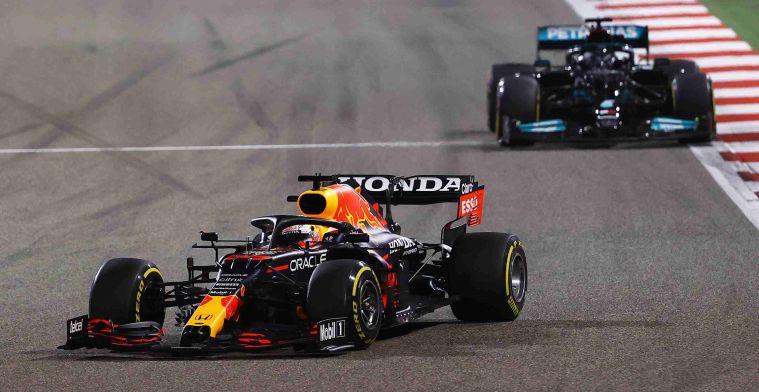 Rosberg: Verstappen heeft in Italië in ieder geval nog de beste kaarten