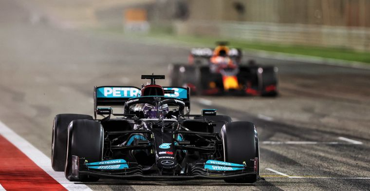 No other option for Verstappen: 'They should have let Hamilton win'