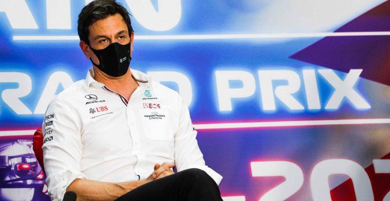 Wolff blikt terug op rivaliteit Rosberg en Hamilton: We zullen het nooit weten