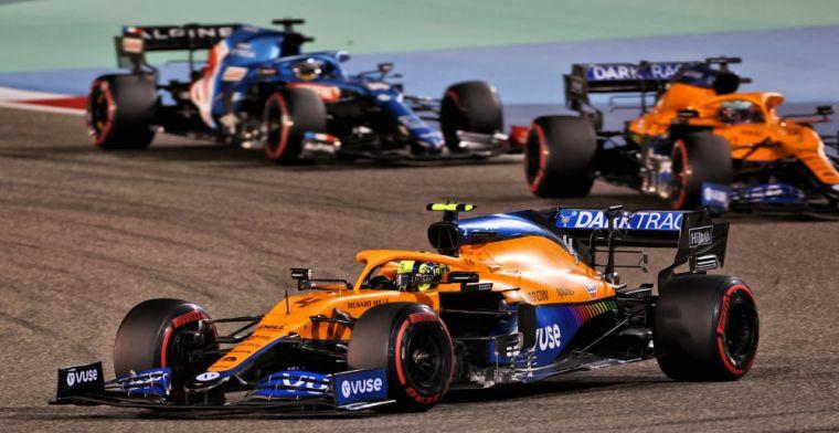 Seidl: 'Rijdersbezetting de sleutel tot wederopstanding McLaren'