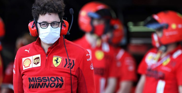 Ferrari sets high bar for 2022: 'Then again the measuring stick for others'