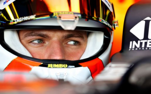 Verstappen full of praise: