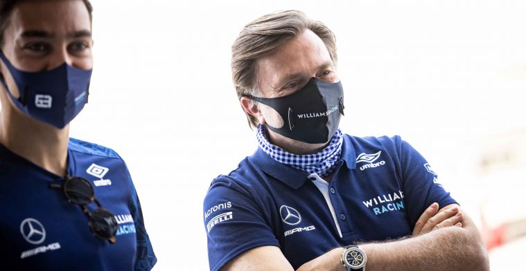 Williams family not out of the picture yet with new CEO: 'Have good contact'