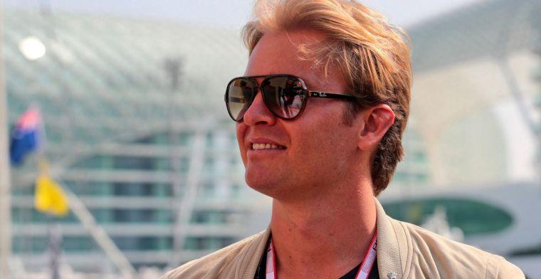 Rosberg: 'Deze fouten zijn atypisch voor een wereldkampioen'