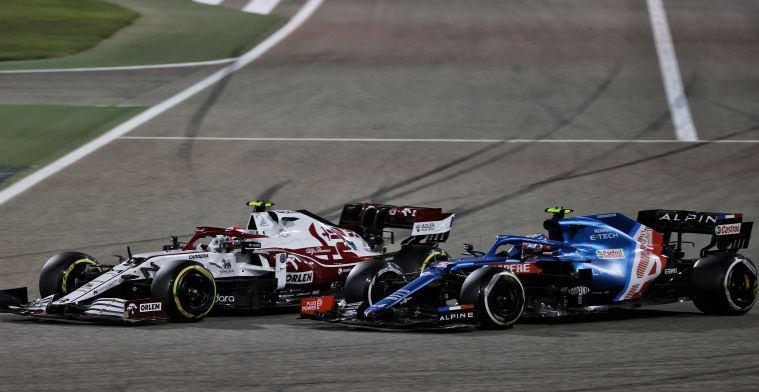 Concerns at Alfa Romeo: Otherwise other teams will suddenly win by five seconds.