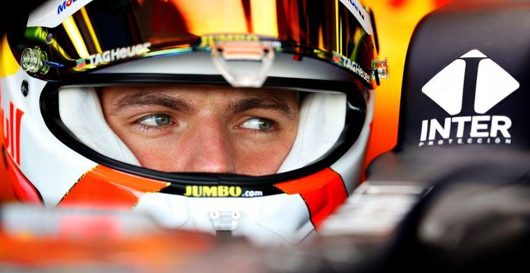 """Verstappen vol lof: """"Hij is een van de beste coureurs ooit in de Formule 1"""""""
