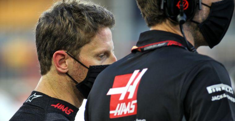 Grosjean gets farewell in Formula 1 car after all
