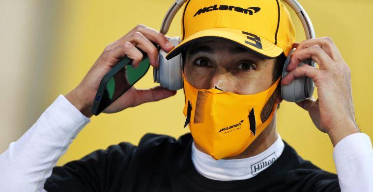 Ricciardo highly critical of F1 team's social media: Idiots