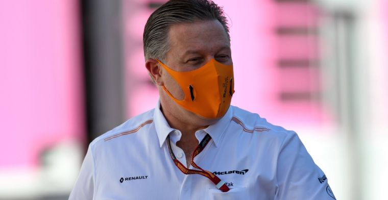 Brown nuances statements on Verstappen and Russell: 'Was an opinion'