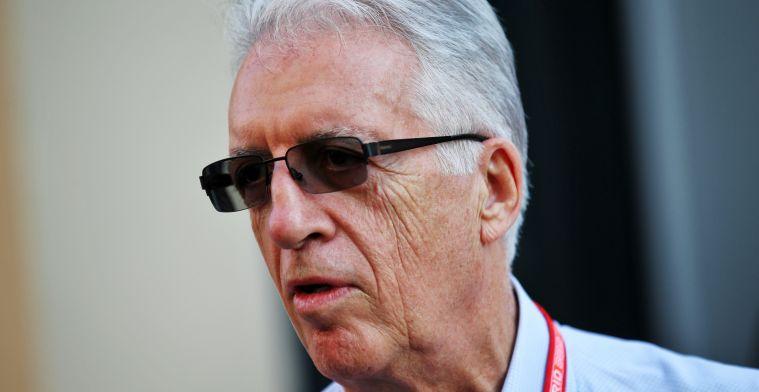 Binotto under scrutiny: 'Everyone at Ferrari is always under the microscope'.