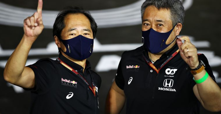 Frustration at Honda: When the race was flagged I was speechless
