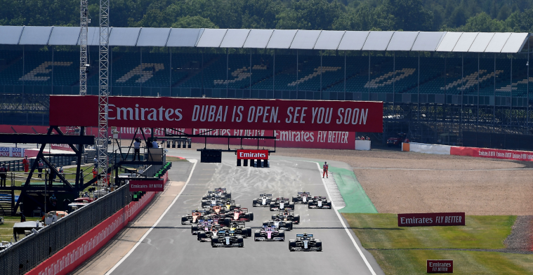 Silverstone wants to use vaccination passports to allow fans at GP