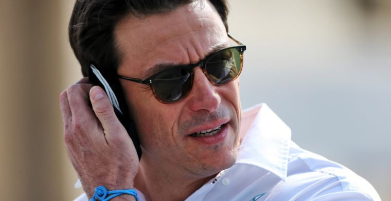 Wolff happy that Allison remains involved: 'Important sparring partner for me'