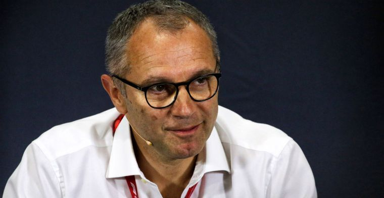 F1 boss Domenicali: It's clear that Ferrari plays an important role