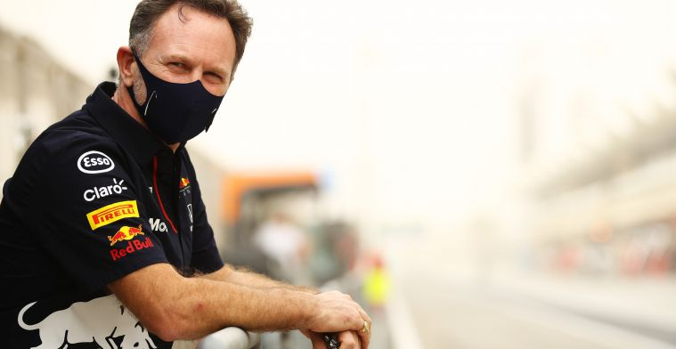Horner criticises grey area in regulations: 'Track limits were being abused'
