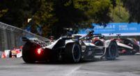 Image: Mercedes teammates Vandoorne and De Vries crash out of ePrix Rome together