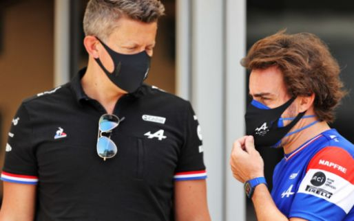 Alpine discovers problem with car: 'It must be fixed before the summer'