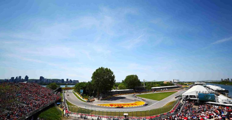 This is the extra amount Formula 1 wants to see from Canada if fans aren't welcome