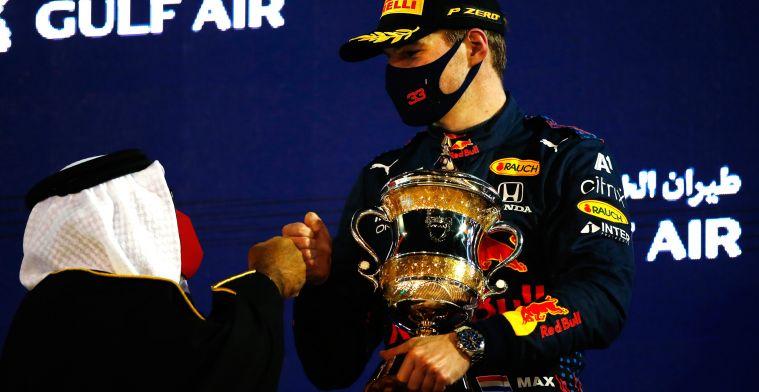 Verstappen: 'Dat ik geen titel heb gewonnen betekent niet dat ik het niet begrijp'