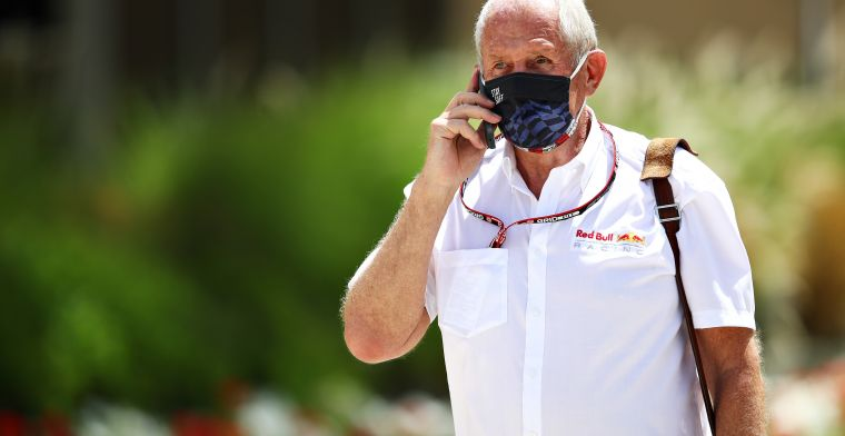 Verstappen en andere Red Bull-coureurs volledig gevaccineerd, Marko nog niet