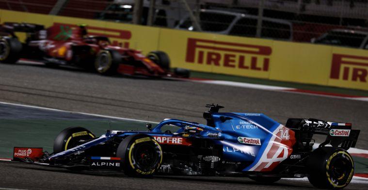 Alonso sluit verrassingen niet uit: Het is ook anders