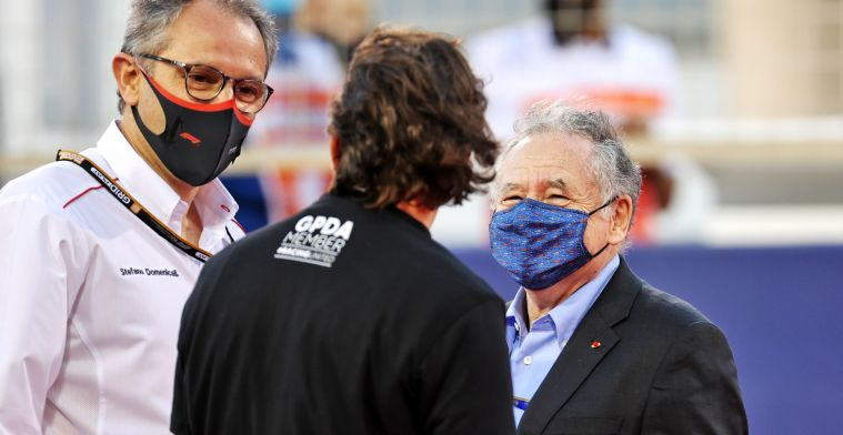 F1 boss Domenicali: This format has many advantages