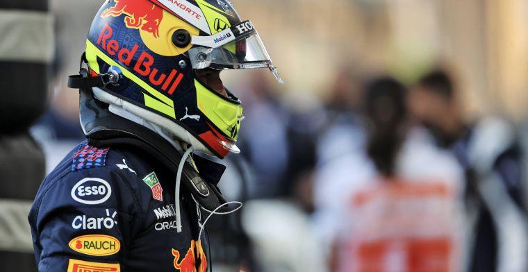 Perez geeft aan in Bahrein veel geleerd te hebben van Verstappen