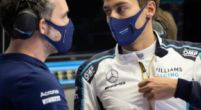 Image: Russell discusses difficult period at Williams: ''People controlled themselves''