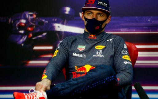 Logistieke aanpassing: Verstappen niet meer naast Perez tijdens persconferenties