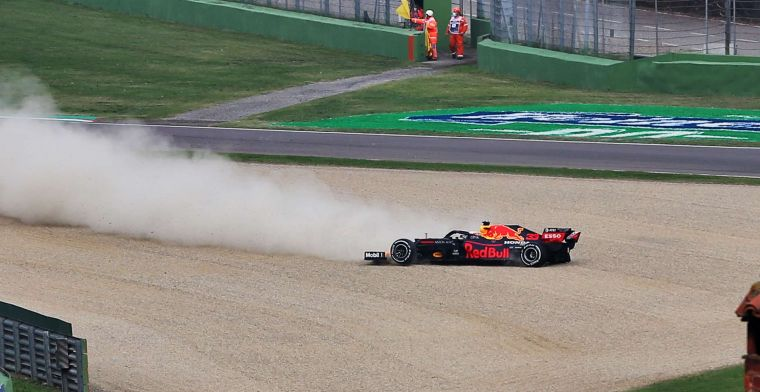Looking back | Three times in Italy is not a charm for Verstappen in Imola