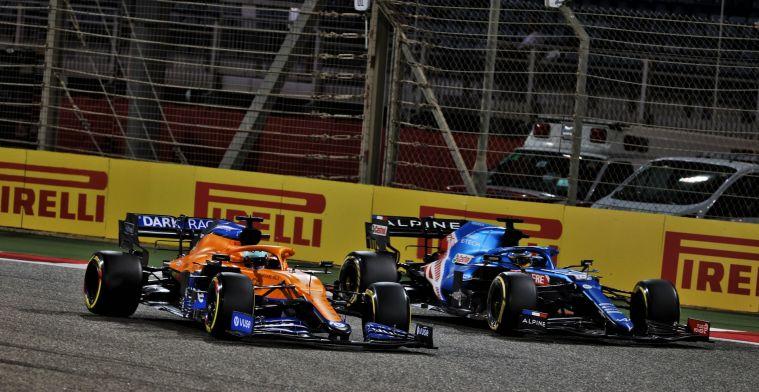 Ricciardo blikt terug: Ik had een beetje pech