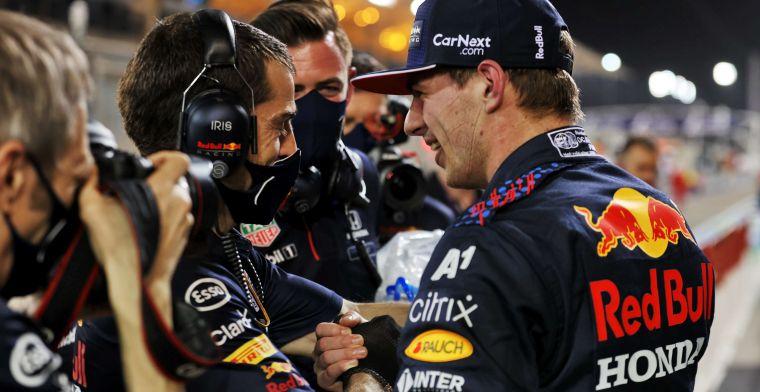 Red Bull Racing favoriet in Imola: ''Verstappen was hier vorig jaar heel sterk''