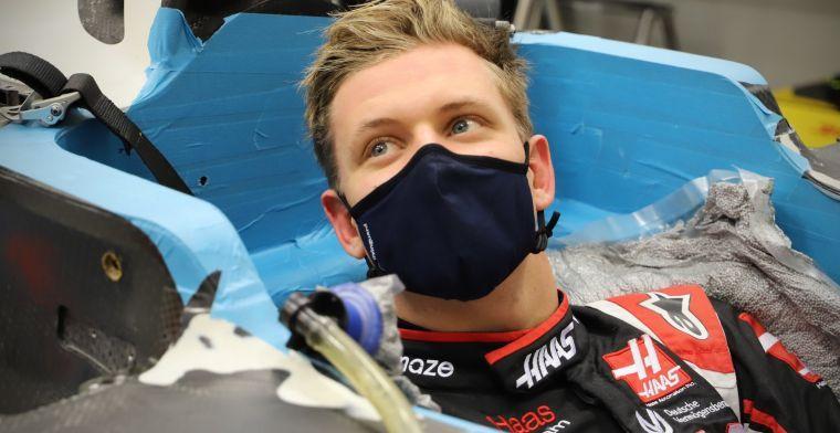 """Schumacher verrast na debuut: """"Het gebeurde allemaal in een oogwenk"""""""