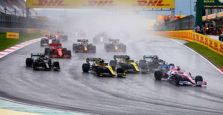 BREAKING: Grand Prix van Turkije vervanger van afgelaste GP in Canada