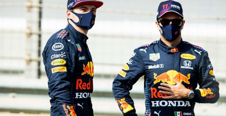 Tip voor Perez: 'Daar gingen de vorige teamgenoten van Verstappen kapot aan'