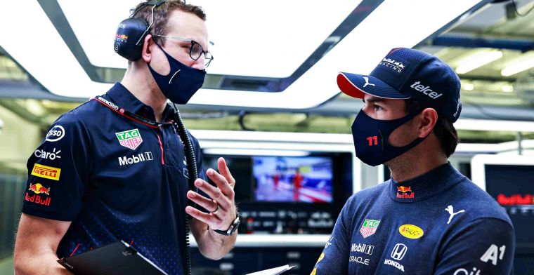 Advice for Perez: 'As long as he accepts that he's slower...'