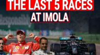 Image: VIDEO | Schumacher vs Alonso?!? Recap the last five races at Imola
