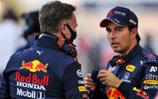 Horner on Perez crash: