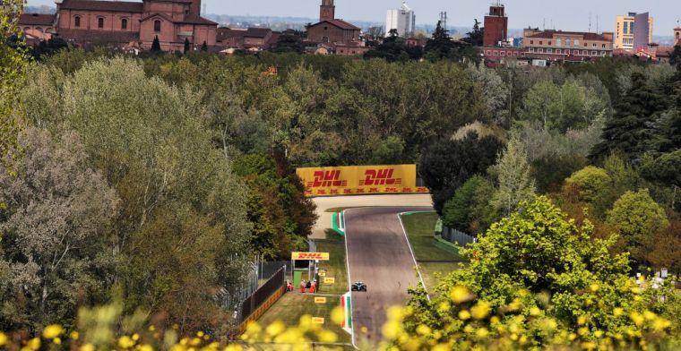 Samenvatting van de vrijdag in Imola: Red Bull heeft pech en Aston Martin klaagt