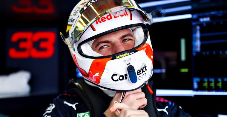 Verstappen calm: But have to make sure nothing breaks