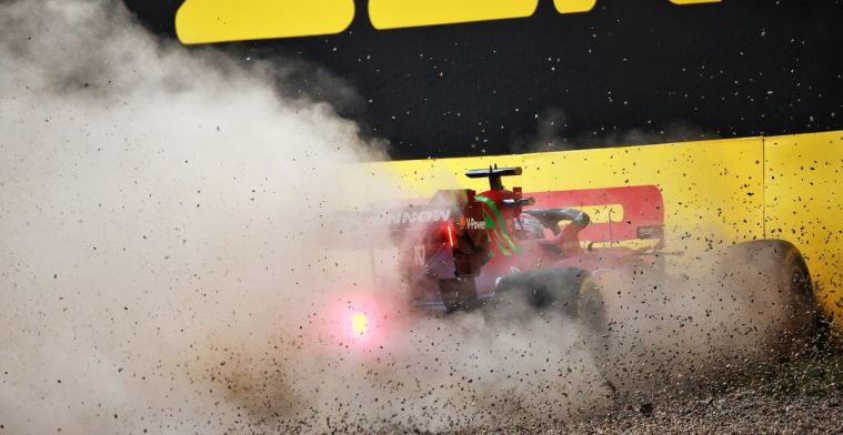 Leclerc believes that deleted time was the fastest of all