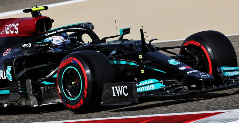 Bottas doesn't see Mercedes as favourites: At least we have made a step forward
