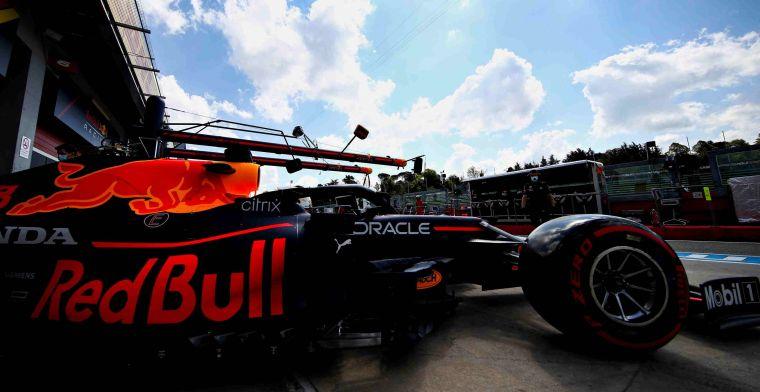Verstappen op P14 na uitvalbeurt, Leclerc zorgt voor code rood en AlphaTauri snel